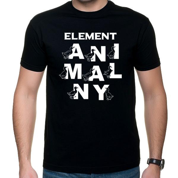 823ba8f07 Element animalny koszulka - Polityczne