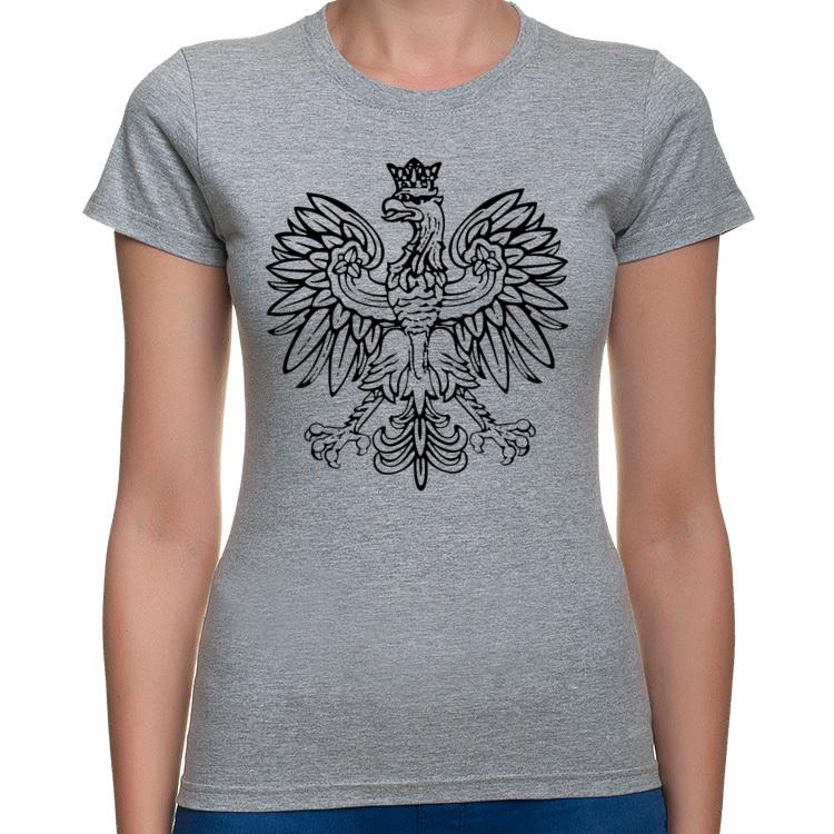 ea7bb21bef3a Koszulka z orzełkiem 2 - Patriotyczne